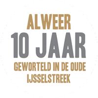 10 jaar Geworteld in de Oude-IJsselstreek